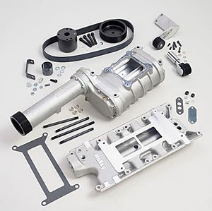 (Weiand 77-174FSB-1 174 Pro-Street Supercharger Kit)