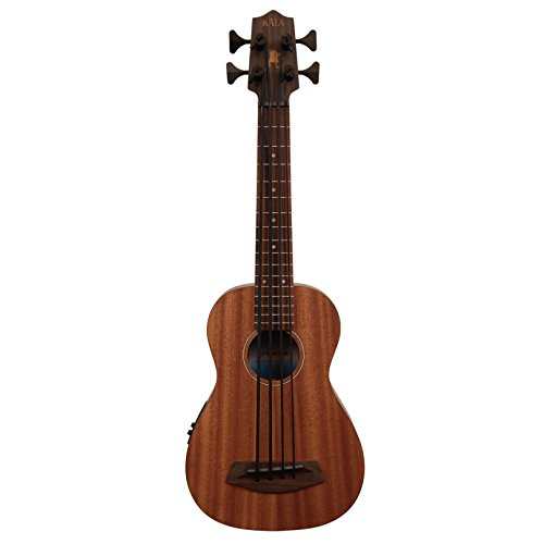 Kala U-Bass All Solid Mahogany by Kala