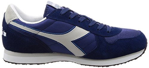 Notte II Basses Blu Run Blu Homme Sneakers Diadora Estate K Bleu wqBSxS