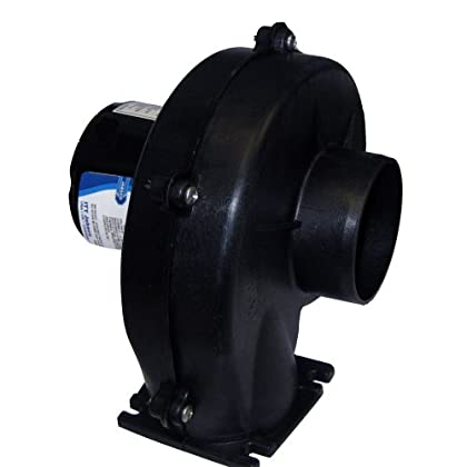 Image of Blowers Jabsco 34744-0000 3 inch Blower, 100 CFM, Flangemount, 115 Volt AC