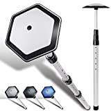 Champkey PRO Golf Travel Bag Support System | Anti-Impact Support Cover and Aluminum Alloy Rod Golf Support Stick | Excellent Durability and Stability Golf Support Rod