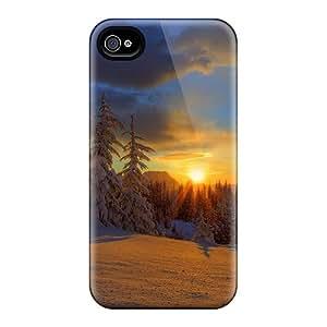 Defender Case For Iphone 4/4s, Deep Crisp Even Pattern