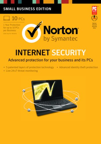 Norton Internet Security 2013 - 10 Users [Old Version] [Download] by Symantec