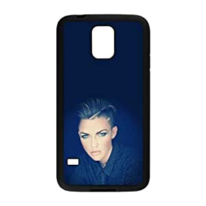samsung galaxy s5 case (TPU), ruby rose model Cell phone case Black for samsung galaxy s5 - FGHJ8966644