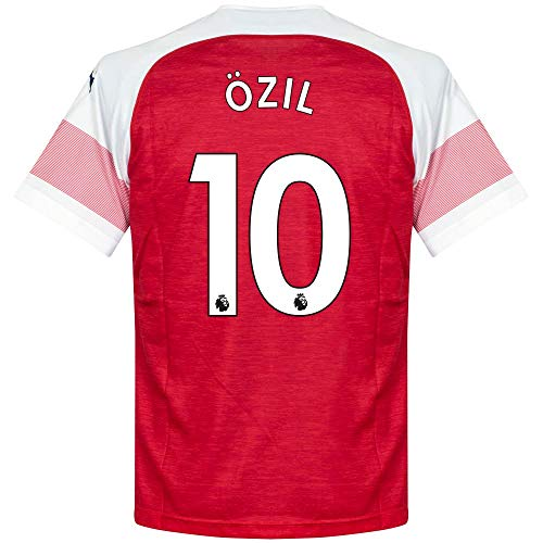10 Shirt Arsenal Home - PUMA Arsenal Home Özil 10 Jersey 2018/2019 (Authentic EPL Printing) - L
