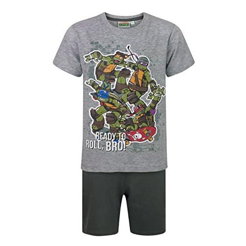 cheap Teenage Mutant Ninja Turtles Ready To Roll Boy's Pyjamas