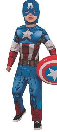Avengers Assemble Captain America Costume