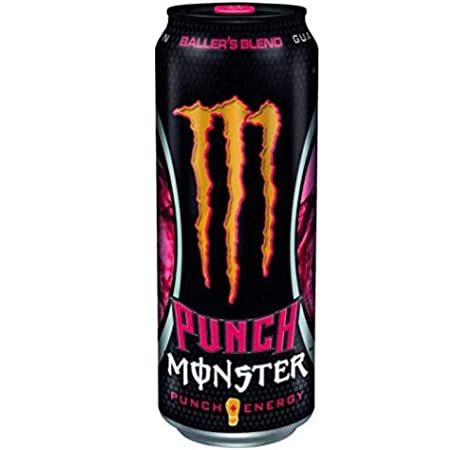 Monster Pipeline Punch 50cl (pack de 24): Amazon.es: Alimentación ...