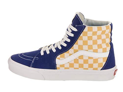 Pictures of Vans Unisex Sk8-Hi BMX Skate Shoe True Blue/Yellow 5