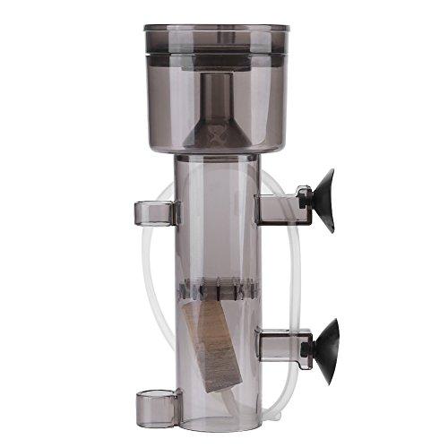 Fish Tank Protein Skimmer - Delaman Aquarium Protein Skimmer Marine Water Fish Tank Pump Filter (#1 Small)