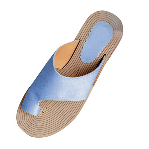 Price comparison product image Answerl 2019 New Women Comfy Platform Sandal Shoes Comfortable Ladies Sandal Shoes Summer Beach Travel Casual Shoes