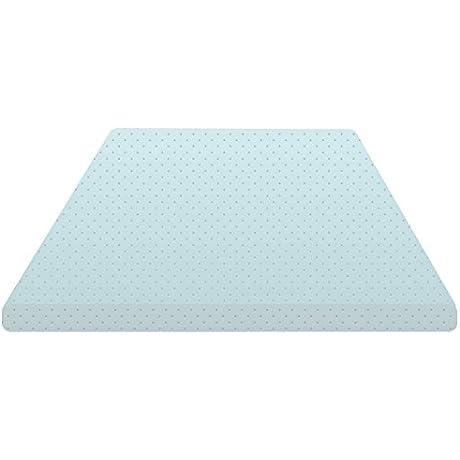 Continental Sleep High Density Foam Mattress Topper Full