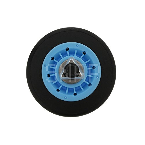 Snap Supply Dryer Roller for Samsung Directly Replaces DC97-16782A ()