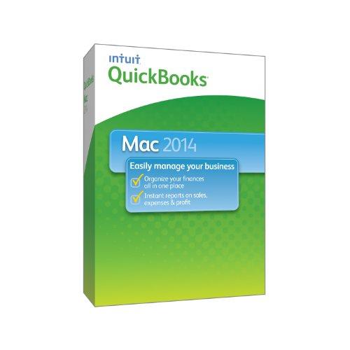 QuickBooks 2014 for Mac [Old Version]