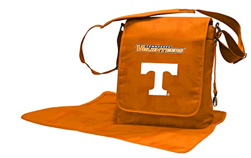 Lil Fan Diaper Messenger Bag, NCAA College Tennessee Volunteers -