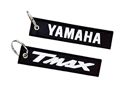 Yamaha T-Max llavero doble cara: Amazon.es: Coche y moto