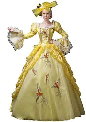 69799784d3ad 18th Century Rococo Baroque Marie Antoinette Ball Dresses Renaissance  Historical Period Dress Gown for Women