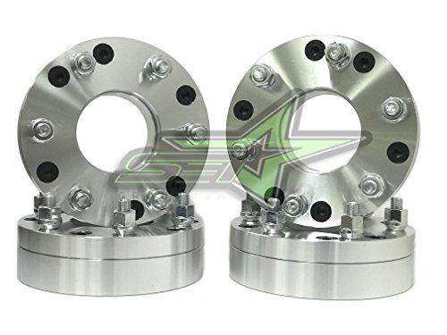5x5.5 to 6x5.5 Wheel Adapters (4Pc) | 5 Lug to 6 Lug Wheel Adapters | 2