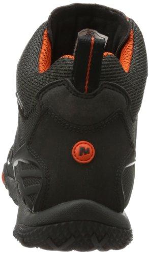 Merrell PROTERRA MID SPORT GTX - Zapatos de senderismo Hombre negro - negro