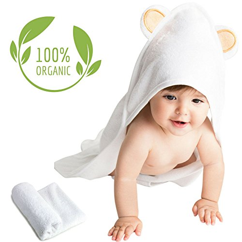 extra large baby bath towel - 7