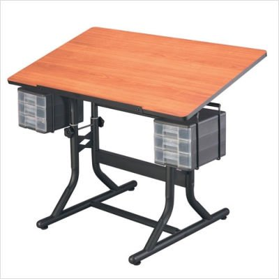 Alvin CM40-3-WBR CraftMaster Art, Drawing and Hobby Table...