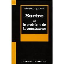 Sartre et le problème de la connaissance