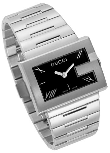 GUCCI Women's YA100505 G-Dial Bracelet Watch