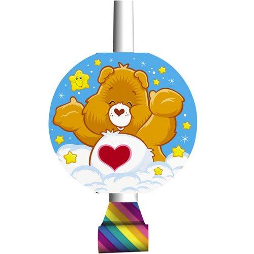 Care Bears Rainbow Blowouts 8ct