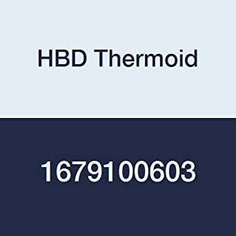 Amazoncom Hbd Thermoid Nbrcr 7910 Bellowsflex A Marine Coolant