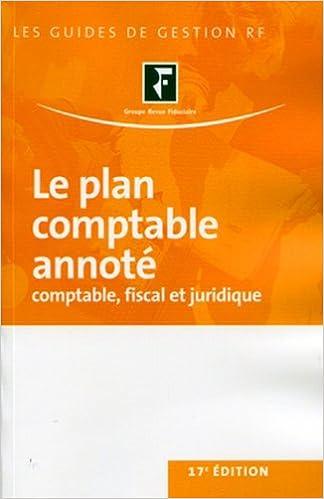 Lire en ligne Le plan comptable annoté pdf epub
