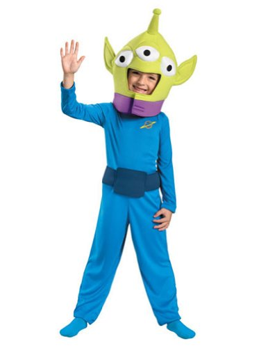 with Alien Costumes design