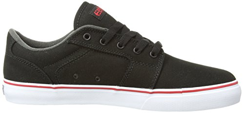 Barge Black Skateboardschuhe Ls Dark Schwarz Grey Etnies Red Schwarz Herren gx5qwgYS