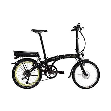 Dahon bicicleta plegable Ikon Electric 20zoll/8gang/Ebike/TranzX