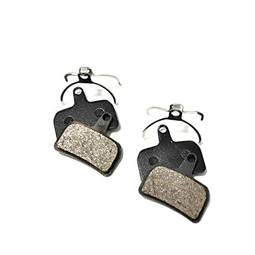 - Catazer 2 Pairs Semi-Metallic MTB Bike disc Brake Pads Hope (D024)