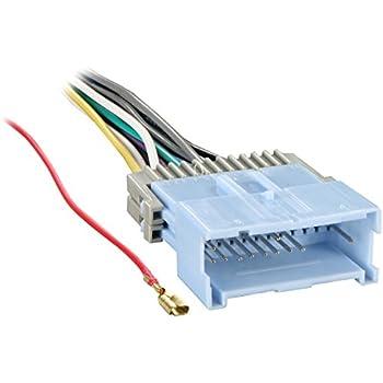 Amazon.com: Stereo Radio Wire Wiring Harness Chevy Malibu 04 ... on