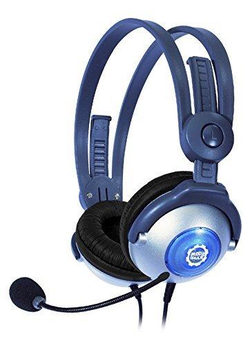 Kidz Gear Deluxe Headset Headphones with Boom Mic - ()