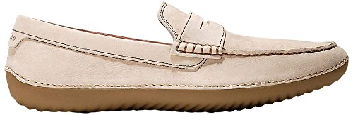 Cole Haan Mens Motogrand Penny Loafer Orzo Nubuck