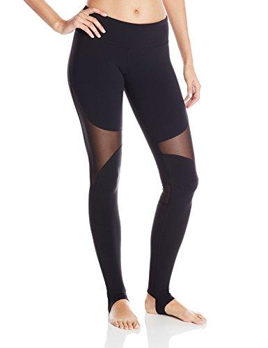 Alo Yoga Women's Coast Legging, Black, S