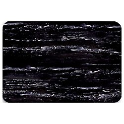Office Depot K-Marble Foot Anti-Fatigue Mat, 24in. x 36in., Black/White, 064-0908-23