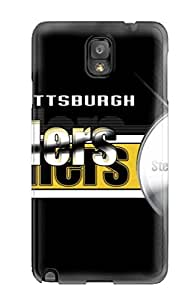 Galaxy Note 3 Case, Premium Protective Case With Awesome Look - Pittsburgteelers
