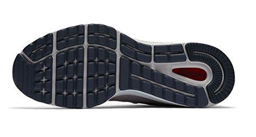 Nike Air Zoom Vomero 13, Chaussures de Running Femme Beige (Gris Vaste/Rose Particule/Blanc Sommet/Bleu Multicolore Orage 006)