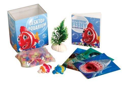 Doll Mini Kit (The Desktop Aquarium (Mega Mini Kit): Just Add Water! (Mega Mini Kits))
