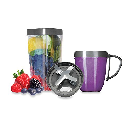 Bullet NutriBullet Deluxe 5 Piece Upgrade product image