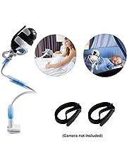 Support de caméra universel pour bébé Support de moniteur pour bébé,support de moniteur vidéo pour bébé et étagère - Support de caméra flexible