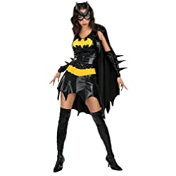DC Comics Deluxe Batgirl Adult Costume