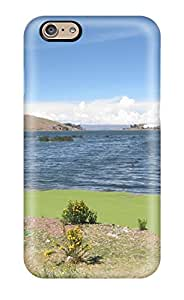 New Fashion Premium Tpu Case Cover For Iphone 6 - Titicaca Lake