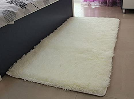 Exceptional ACTCUT Super Soft Modern Shag Area Silky Smooth Rugs Living Room Carpet Bedroom  Rug For Children