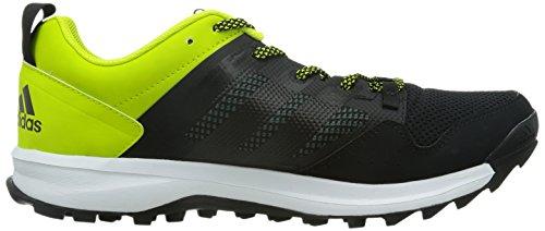 Adidas Kanadia 7 Trail - Zapatillas de deporte para hombre Core Black/Core Black/Semi Solar Yellow