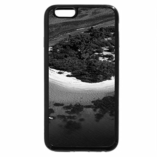 iPhone 6S Case, iPhone 6 Case (Black & White) - SAILING at BLUE LAGOON