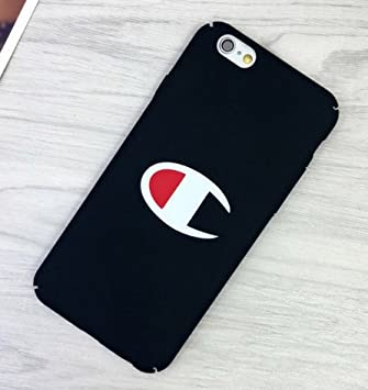 coque champion iphone 7 noir